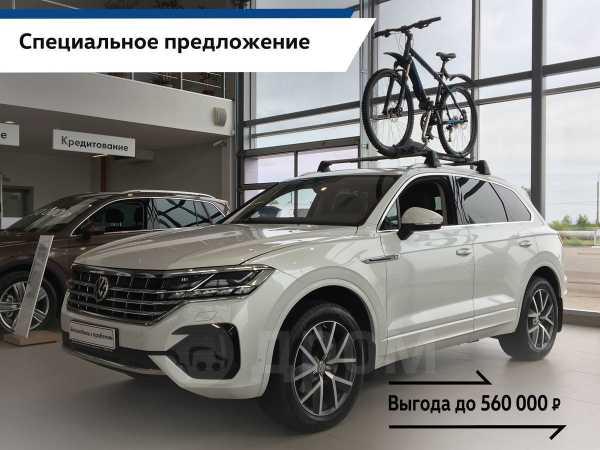 Volkswagen Touareg, 2018 год, 5 073 406 руб.