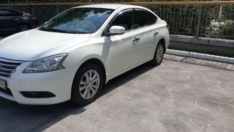 Nissan Sylphy, 2013 год, 805 000 руб.