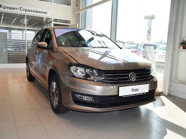 Volkswagen Polo, 2019 год, 930 900 руб.