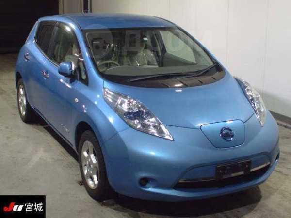 Nissan Leaf, 2012 год, 492 000 руб.
