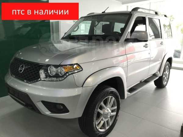 УАЗ Патриот, 2018 год, 1 234 800 руб.