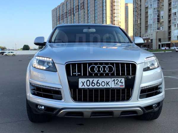 Audi Q7, 2011 год, 1 199 000 руб.