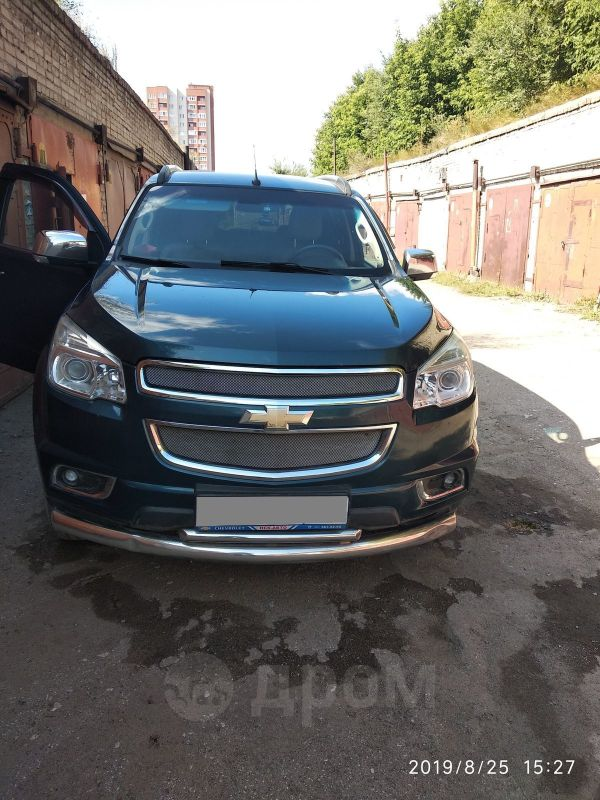 Chevrolet TrailBlazer, 2013 год, 1 150 000 руб.