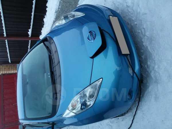 Nissan Leaf, 2011 год, 515 000 руб.
