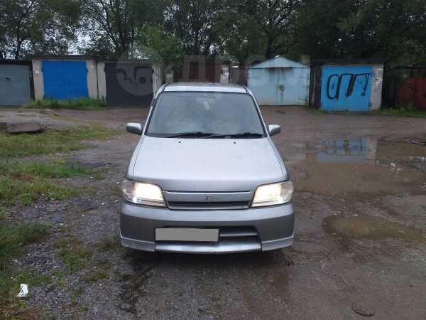 Nissan Cube, 2001 год, 149 000 руб.