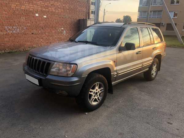 Jeep Grand Cherokee, 1999 год, 370 000 руб.