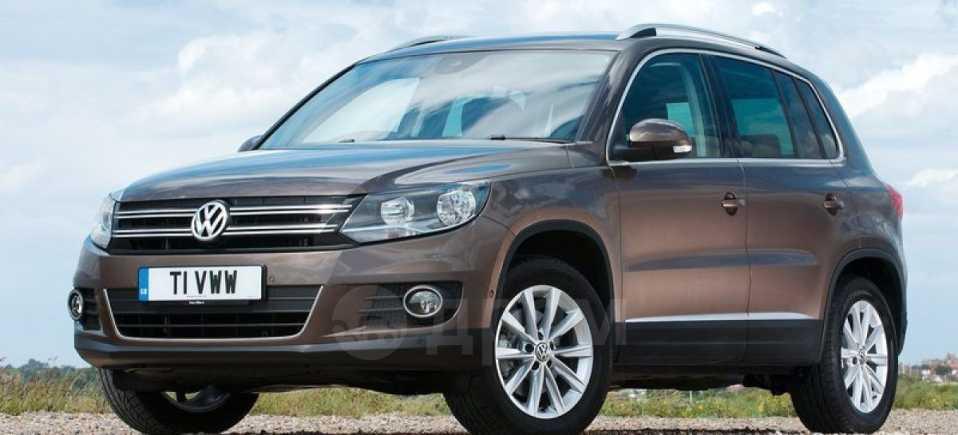 Volkswagen Tiguan, 2012 год, 775 000 руб.