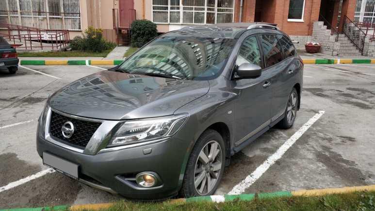 Nissan Pathfinder, 2014 год, 1 300 000 руб.