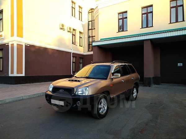 Hyundai Santa Fe, 2002 год, 290 000 руб.