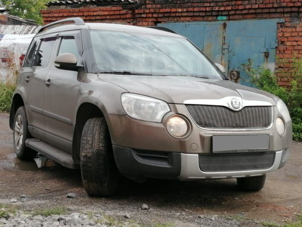 Skoda Yeti, 2011 год, 515 000 руб.