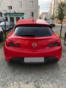 Муравленко Astra GTC 2013