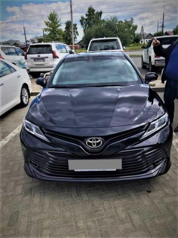 Toyota Camry, 2018 год, 1 730 000 руб.