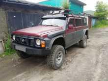 Елизово Patrol 1989