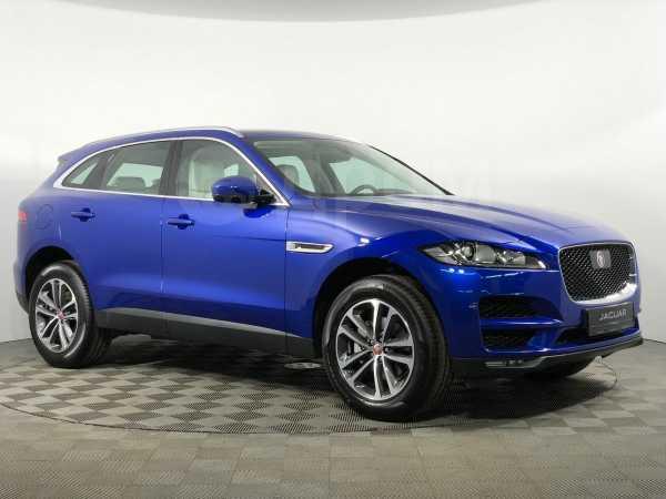 Jaguar F-Pace, 2019 год, 4 570 000 руб.
