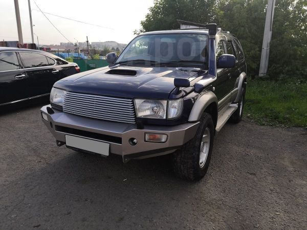 Toyota Hilux Surf, 2001 год, 700 000 руб.