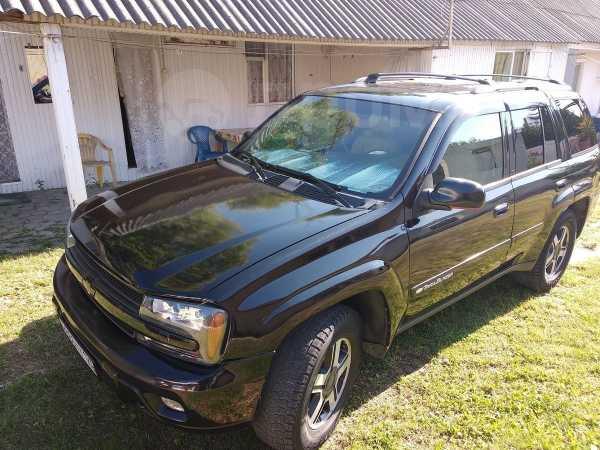 Chevrolet TrailBlazer, 2006 год, 440 000 руб.