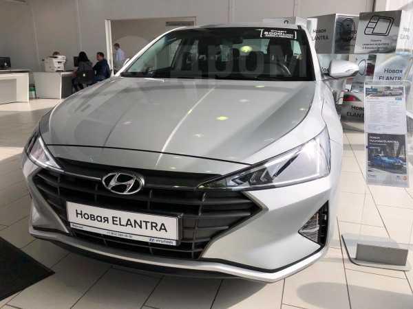 Hyundai Elantra, 2019 год, 1 130 000 руб.