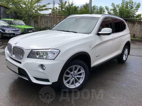 BMW X3, 2011 год, 955 000 руб.
