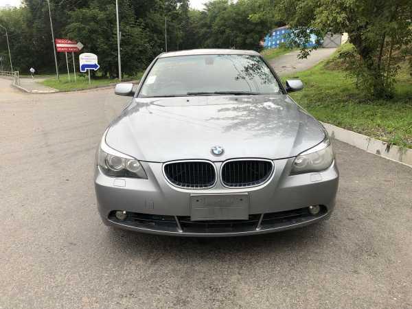 BMW 5-Series, 2005 год, 299 000 руб.