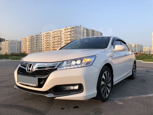 Honda Accord, 2015 год, 1 299 000 руб.