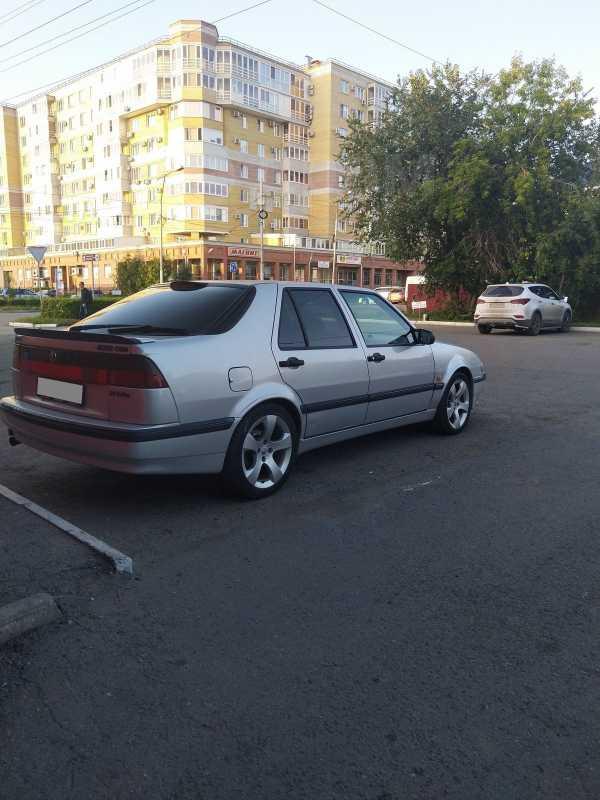 Saab 9000, 1997 год, 125 000 руб.