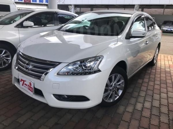 Nissan Sylphy, 2015 год, 710 000 руб.