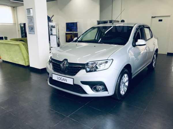 Renault Logan, 2019 год, 734 609 руб.