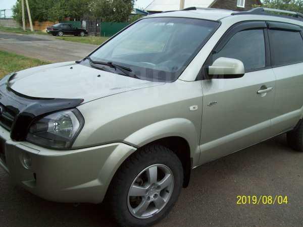 Hyundai Tucson, 2005 год, 539 999 руб.