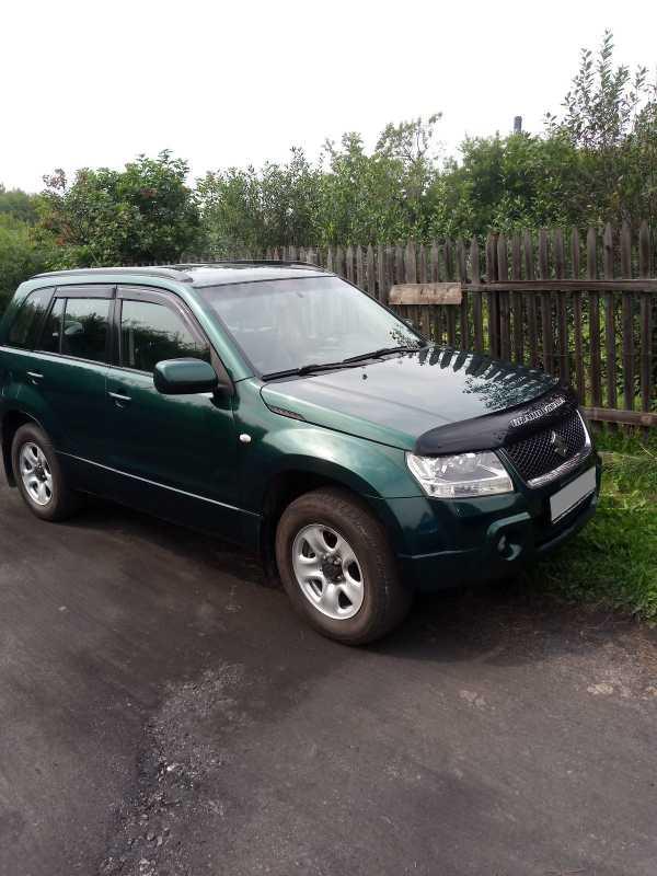 Suzuki Grand Vitara, 2007 год, 500 000 руб.