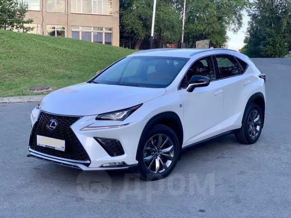 Lexus NX300, 2018 год, 2 855 000 руб.