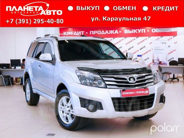 Great Wall Hover H3, 2012 год, 557 000 руб.