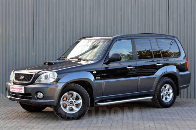 Hyundai Terracan, 2002 год, 429 888 руб.