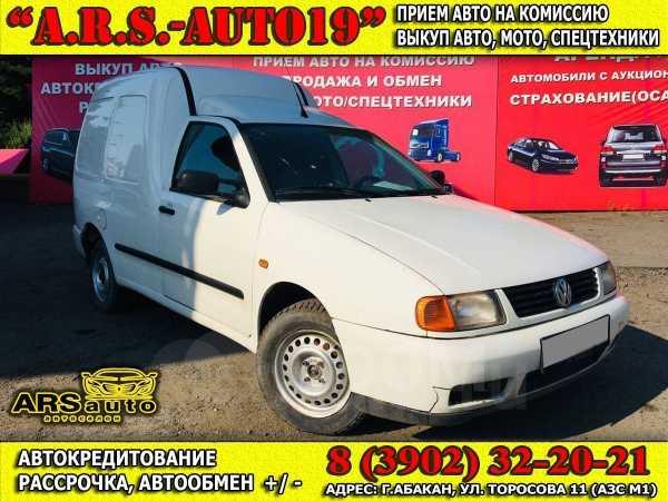 Volkswagen Caddy, 2001 год, 227 000 руб.