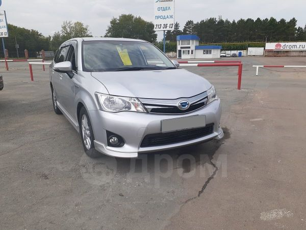 Toyota Corolla Fielder, 2013 год, 775 000 руб.