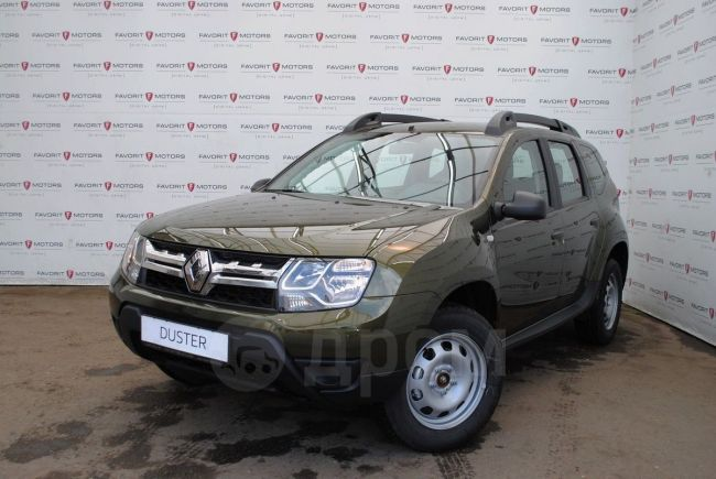 Renault Duster, 2019 год, 1 032 980 руб.
