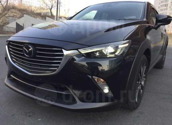 Mazda CX-3, 2015 год, 920 000 руб.
