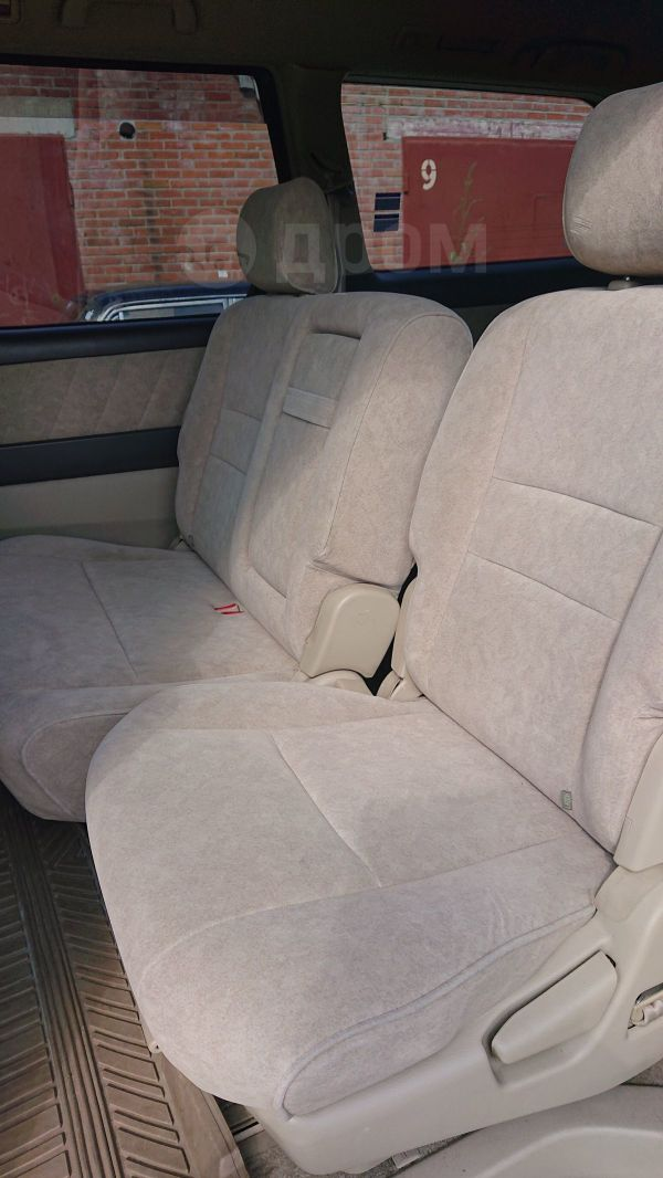 Toyota Alphard, 2004 год, 1 050 000 руб.