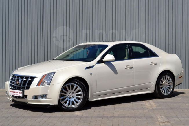 Cadillac CTS, 2013 год, 839 900 руб.