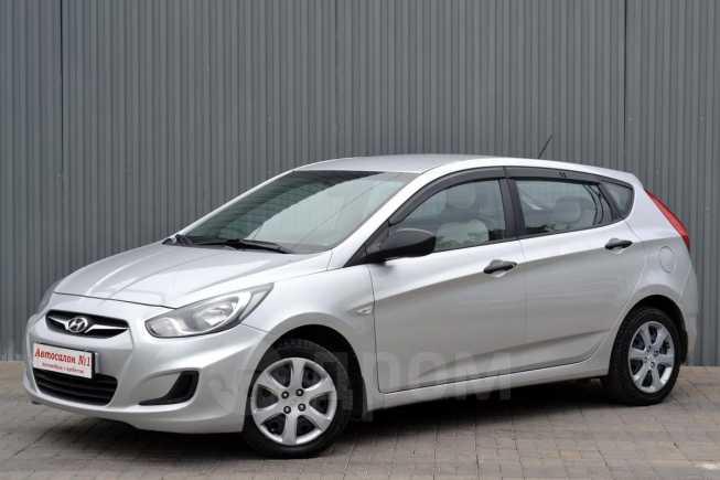 Hyundai Solaris, 2014 год, 389 900 руб.