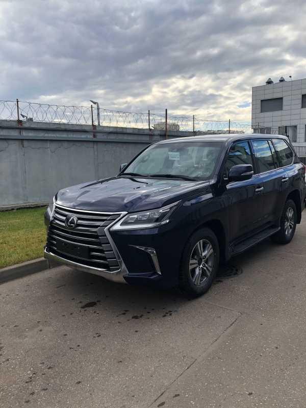 Lexus LX450d, 2019 год, 6 487 000 руб.