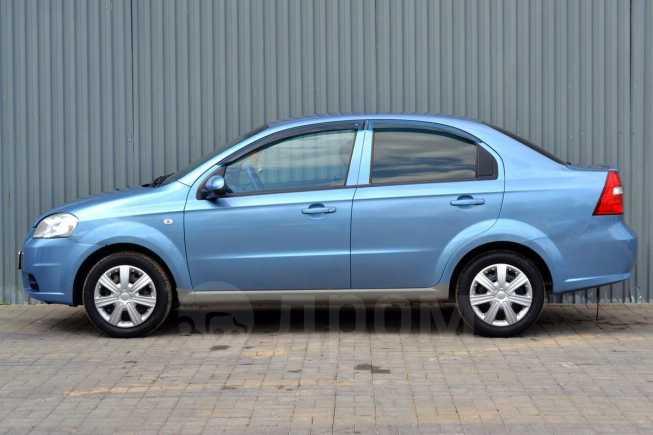 Chevrolet Aveo, 2007 год, 219 888 руб.