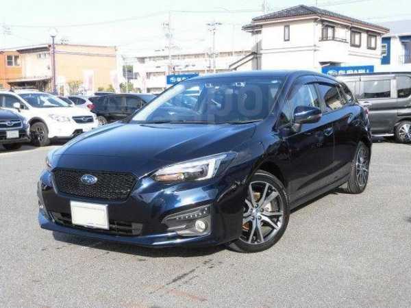 Subaru Impreza, 2017 год, 625 000 руб.