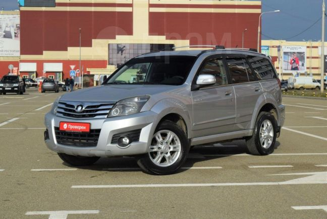 Great Wall Hover H3, 2014 год, 690 000 руб.