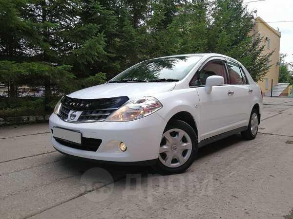 Nissan Tiida Latio, 2011 год, 405 000 руб.