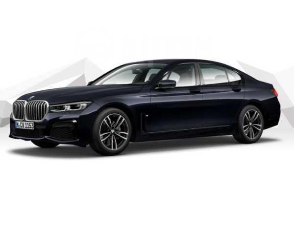 BMW 7-Series, 2019 год, 5 970 000 руб.