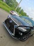 Lexus RX450h, 2016 год, 3 499 999 руб.