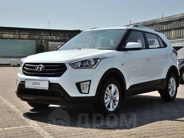 Hyundai Creta, 2019 год, 1 222 000 руб.