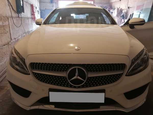 Mercedes-Benz C-Class, 2017 год, 2 290 000 руб.