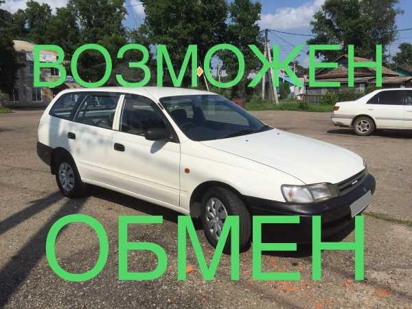 Toyota Caldina, 2002 год, 218 955 руб.