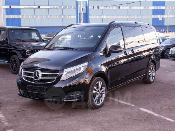 Mercedes-Benz V-Class, 2019 год, 7 584 556 руб.